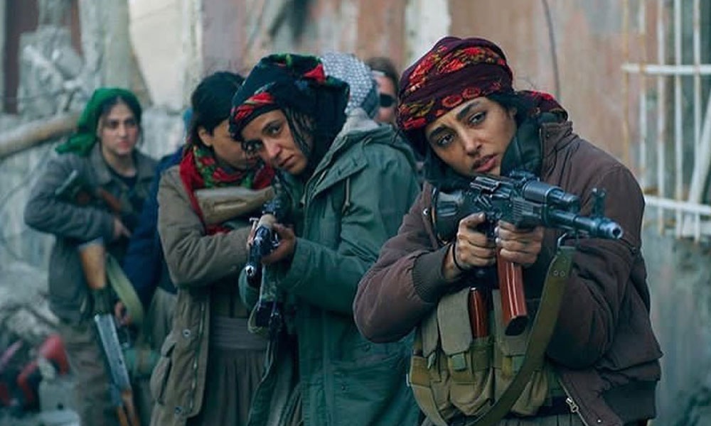 YPG'yi anlatan film ABD'de gösterimde!