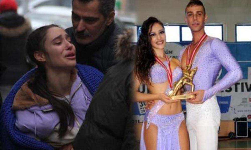 Şampiyon Cem'in son dansı: Nişanlısının sözleri yürek dağladı