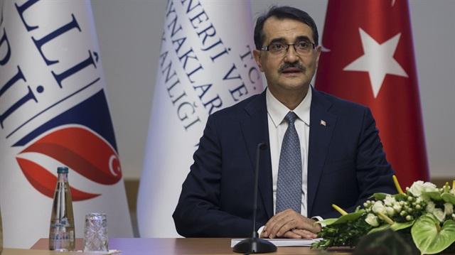 Enerji Bakanı'ndan ikinci sondaj gemisi açıklaması