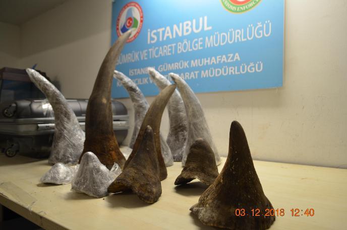 Atatürk Havalimanı'nda yakalandı: Değeri 12 milyon lira