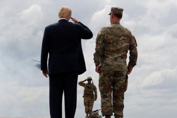 ABD savunma bütçesini tarihin en yüksek düzeyine çıkarıyor
