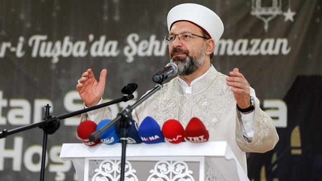 Diyanet Başkanı Erbaş talimat verdi: Camilere gençlik kolu geliyor