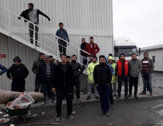 İstanbul Havalimanı'nda direnen işçiler kazandı!