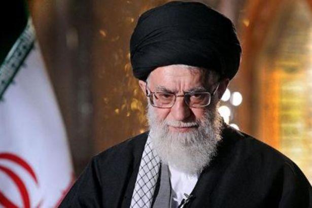 """Hamaney: ABD İran""""da iç savaş planlıyor"""