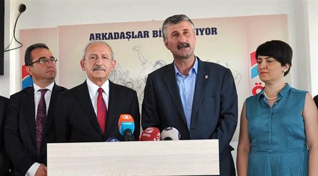 ÖDP Genel Başkanı Alper Taş-Kılıçdaroğlu görüşmesinde mutabakata varıldı