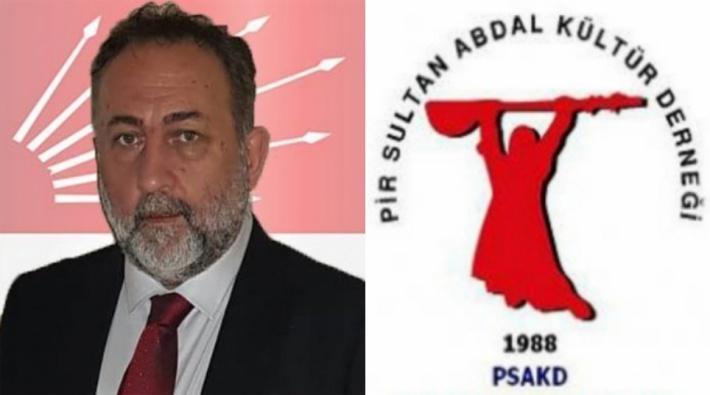 Alevilere 'kanı bozuk' diyen CHP'li adaya Alevilerden tepki