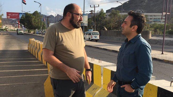 Yemen'de alıkonulan TRT ekibi serbest bırakıldı