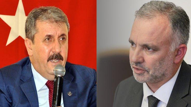 HDP'den Cumhur İttifakı'nın küçük ortağı Destici'ye: Altı milyonun uzantısıyız