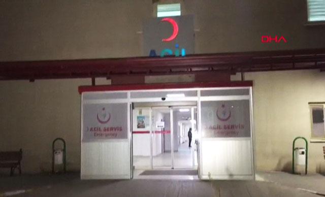 41 öğrenci hastaneye kaldırıldı