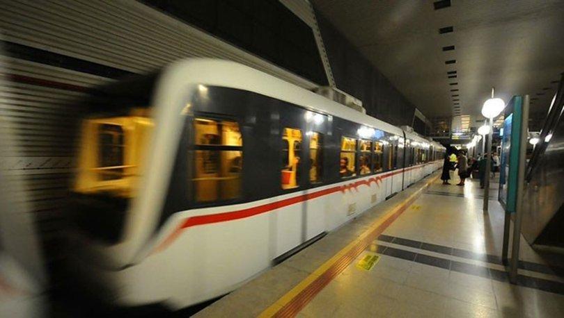 Yenikapı-Hacıosman metro hattında arıza: Seferler durdu
