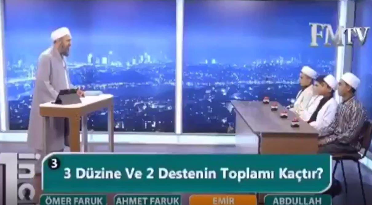 Yeni Türkiye'den eğitim manzaraları: Deste düzine sınavı