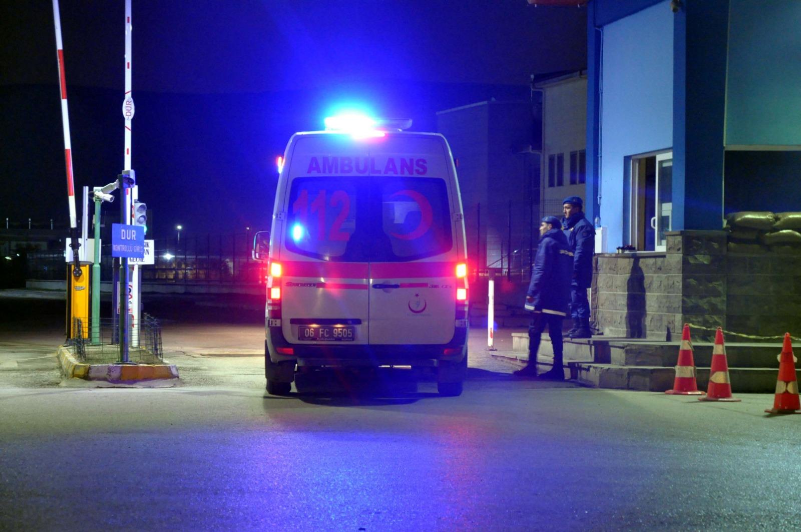 Sincan Çocuk Cezaevi'nde olay: 7'si çocuk 21 yaralı