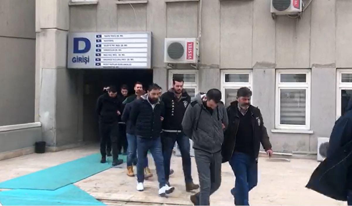 Ankara'da masaj salonuna fuhuş operasyonu: 13 gözaltı