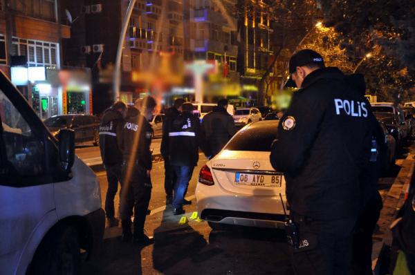 Ankara'da gece kulübü çıkışı silahlı kavga: 3 yaralı