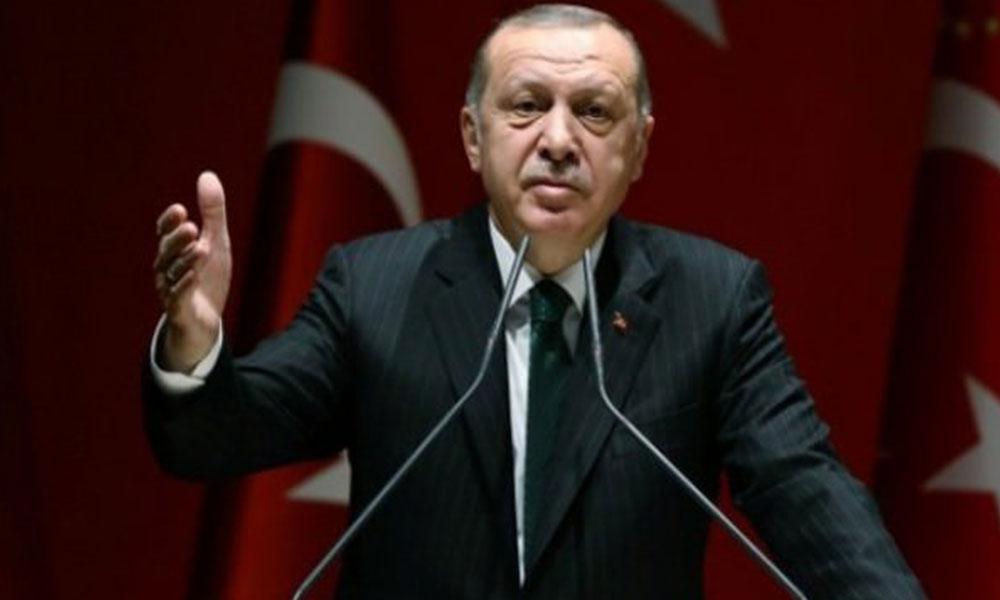 Erdoğan'dan ABD'ye: Münbiç'i temizlemezseniz oraya da gireriz