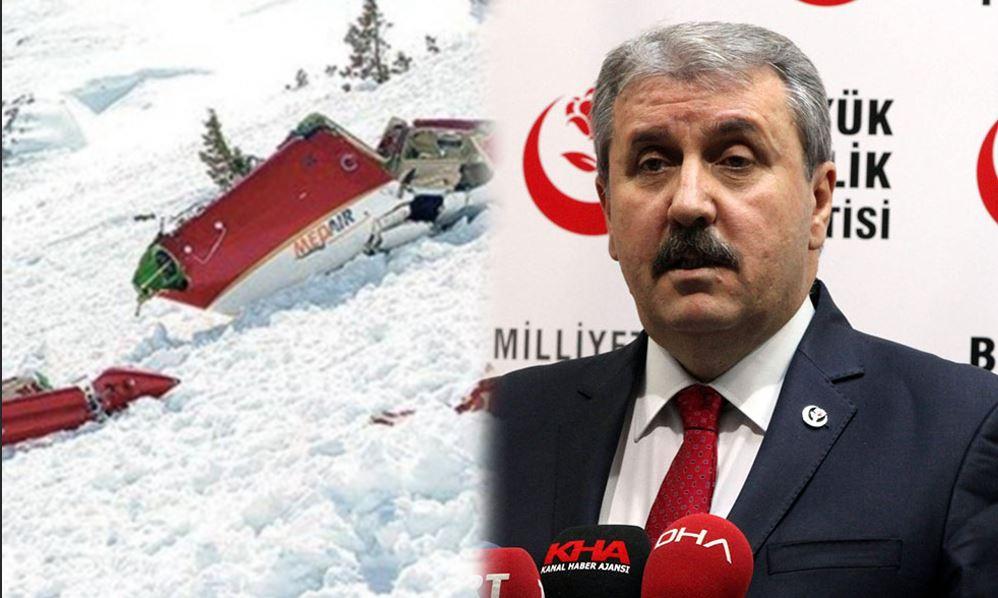Muhsin Yazıcıoğlu önergesi reddedildi: BBP'li Destici yokları oynadı