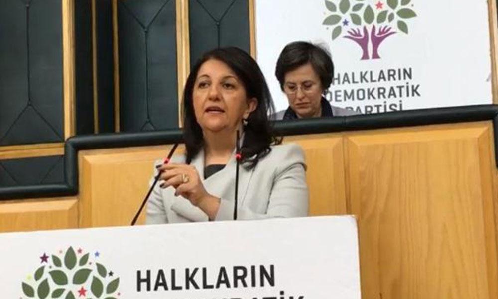 Mecliste açlık grevi yapacak olan HDP Eş Başkanı Buldan: Amacımız Leyla Güven ile dayanışma 91