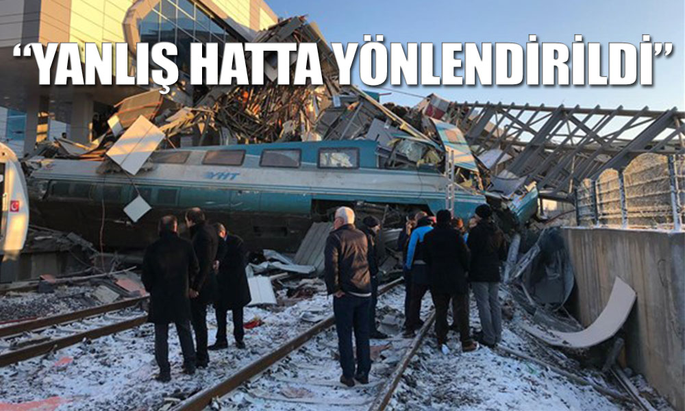 """Tren faciası ile ilgili çarpıcı iddia: """"Sinyalizasyon yoktu telefonla…"""""""