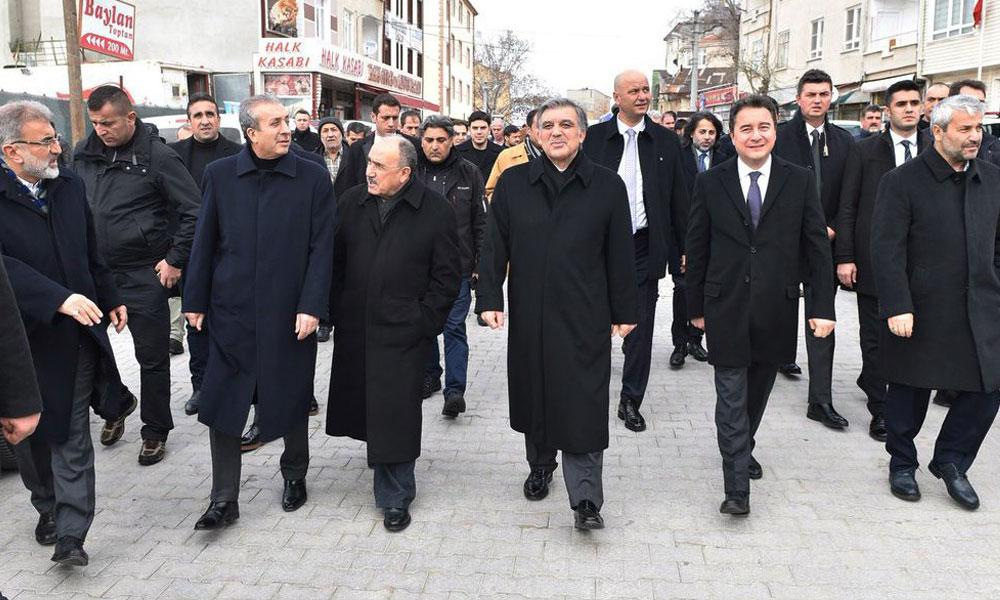 Abdullah Gül'den dikkat çeken ziyaret