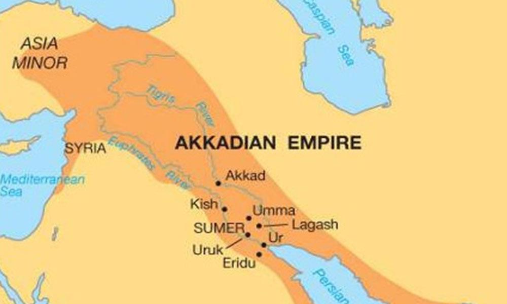 Akad İmparatorluğu'nun neden tarihten silindiği açıklığa kavuşturuldu