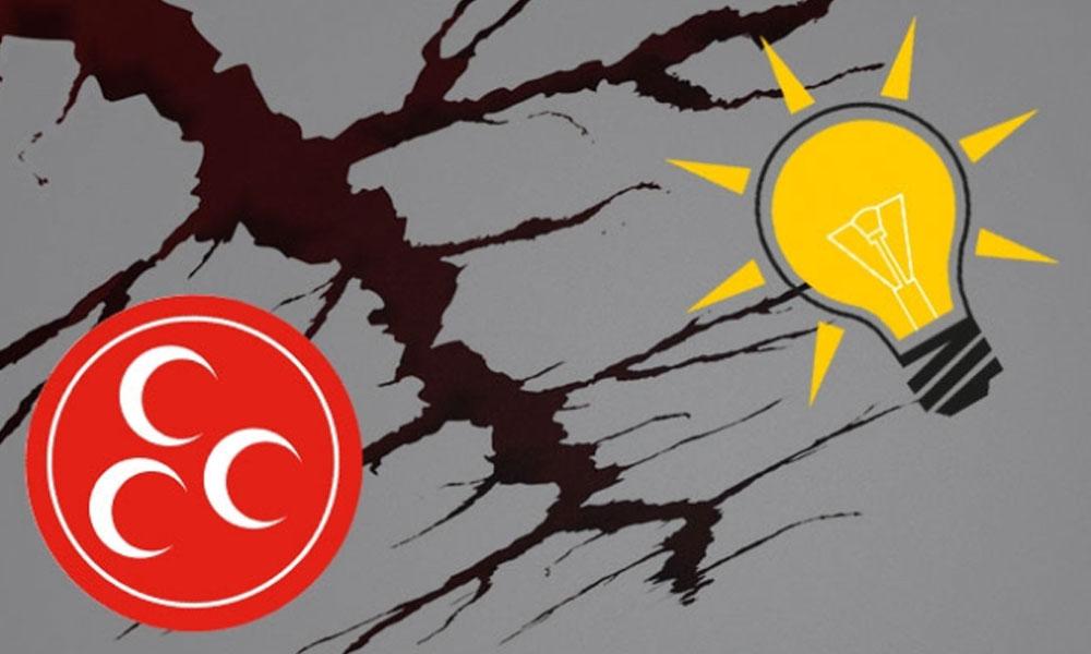 AKP – MHP ittifakının arasına 'Whatsapp' mesajı girdi