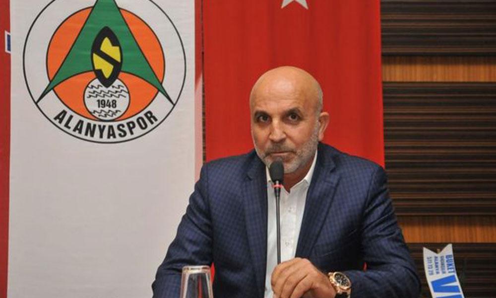 Alanyaspor başkanındanOzan Tufan açıklaması: Bizzat Ali Koç başkandan…