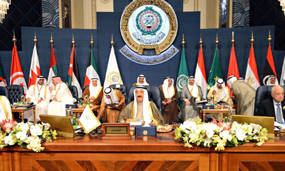 'Suriye 2019'da Arap Birliği'ne geri dönecek'