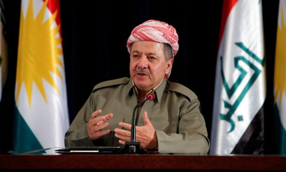 Barzani: Suriye'deki gelişmelerden kaygılıyım