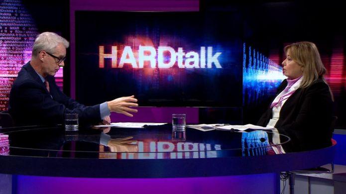 """""""Türkiye'de gazetecilikten mahkum olan yok"""" sözü BBC'de tansiyonu yükseltti"""