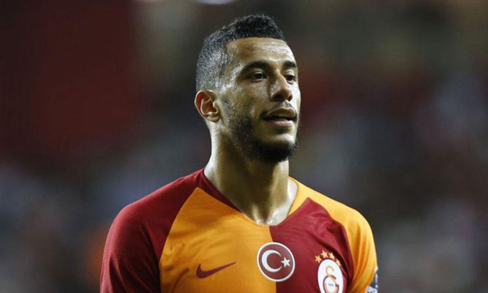 Galatasaray'da Belhanda'nın sözleşmesi feshedildi