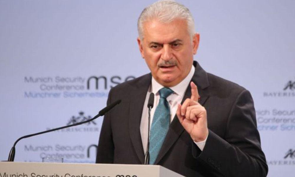Binali Yıldırım'dan 'istifa' açıklaması