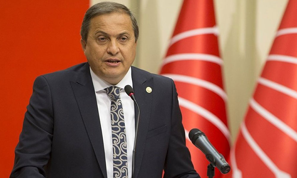 CHP'li Seyit Torun'dan AKP'ye ANAP hatırlatması
