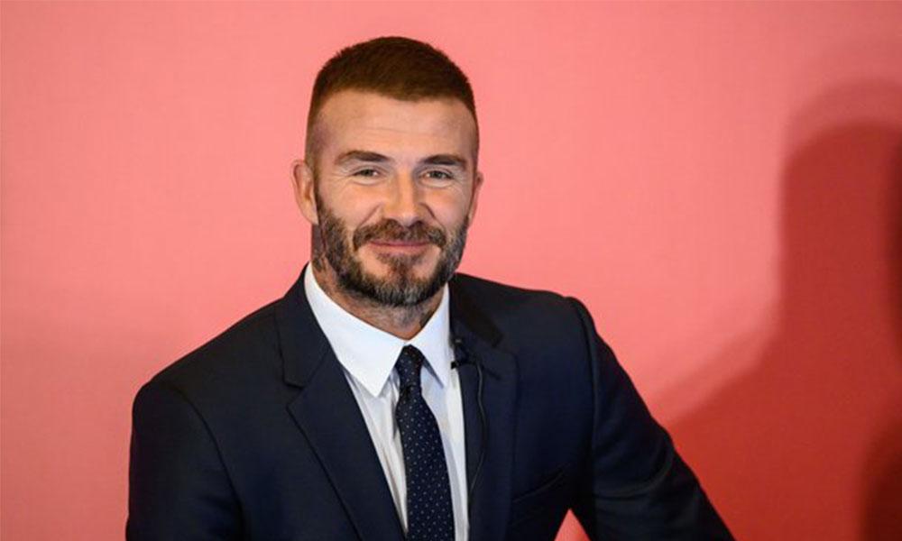 David Beckham, uzayda top sektirecek