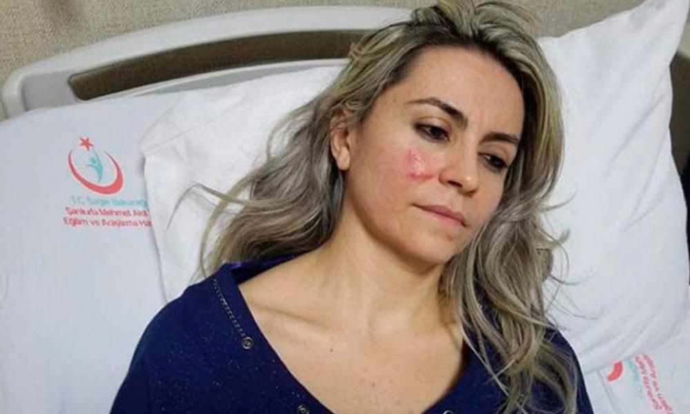 Kadın doktora saldırı!