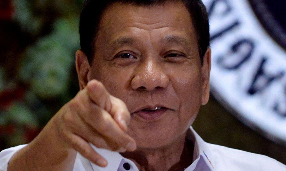 Filipinler Devlet Başkanı Duterte: Gençken bir hizmetçiyi taciz ettim
