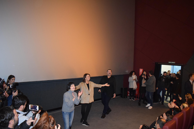 Eskişehir'de 'Hedefim Sensin' filminin galası yapıldı