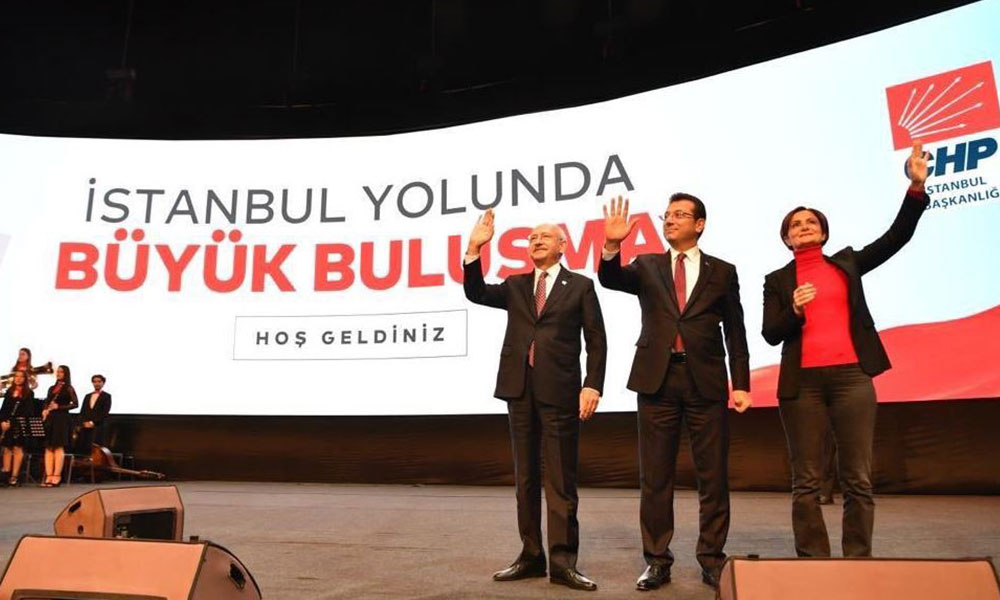 İşte CHP'nin İstanbul adayı Ekrem İmamoğlu'nun 5 vaadi