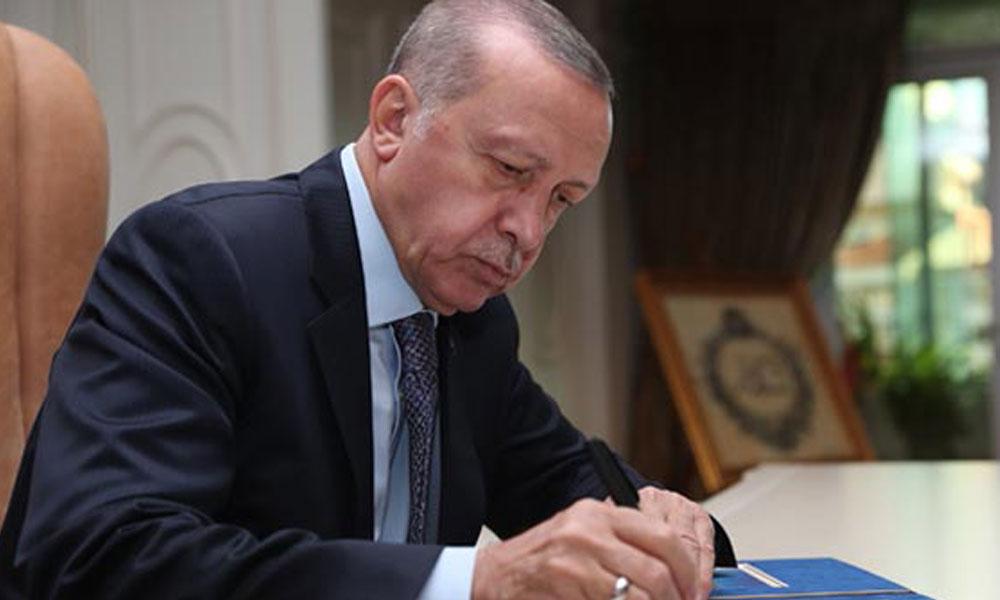 Erdoğan'dan yardımcılarına ve bakanlara maaş jesti: Maaşları kesilmeyecek
