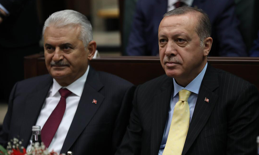 Yıldırım'ın istifa tartışması… Erdoğan: Gerek yok… CHP'li Antmen: Gerek var, iç tüzük emrediyor