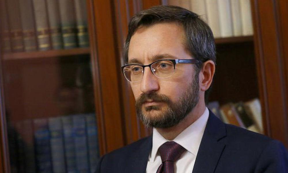 Fahrettin Altun'un İnönü'yü hedef alan paylaşımına 'tarihi' cevap