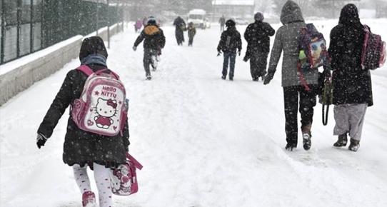 Yarın okullar tatil mi? İşte, il il kar tatili haberleri