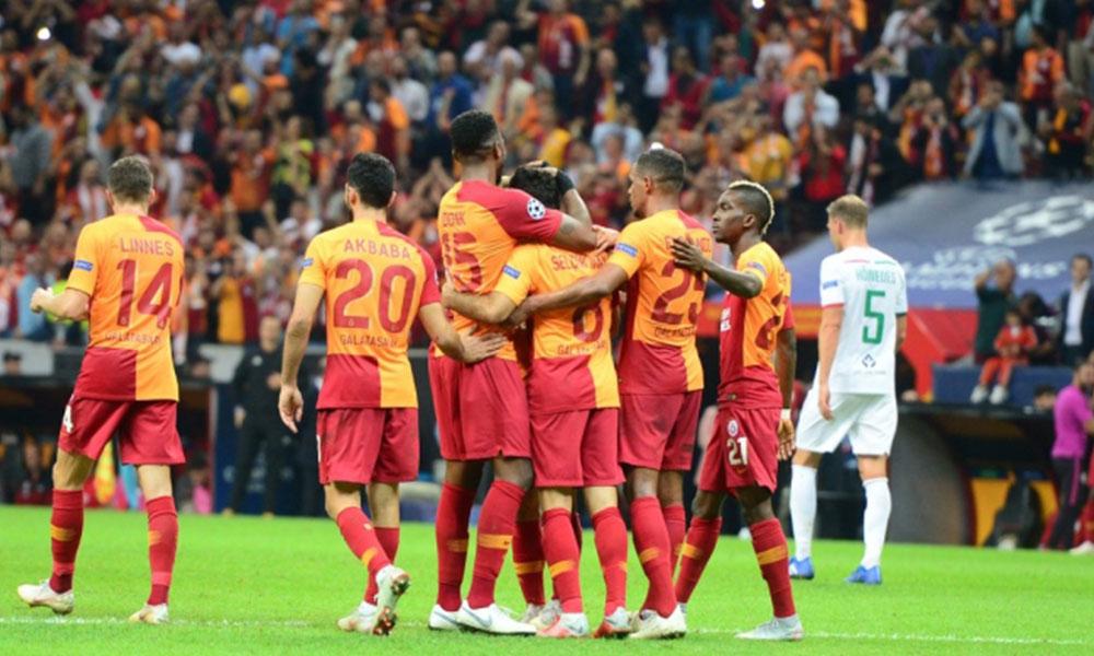 İşte Galatasaray'ın muhtemel rakipleri!