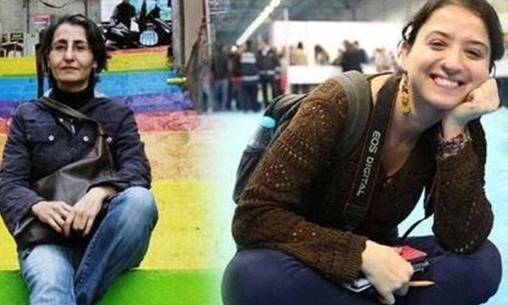 Gazeteci Semiha Şahin ve Pınar Gayıp'a tahliye yok