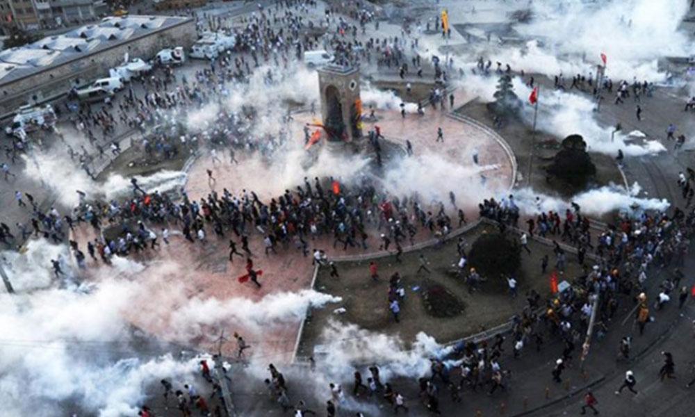 Gezi Parkı davasının gerekçeli kararı açıklandı! 'Zehirli ağacın meyvesi de zehirlidir!