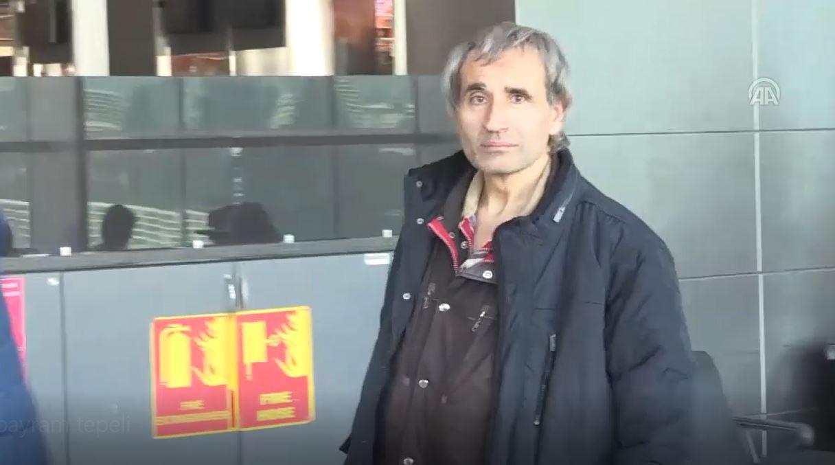 27 yıldır yaşadığı havalimanına veda edecek