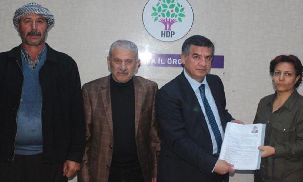 Tren faciasında HDP adayı hayatını kaybetti
