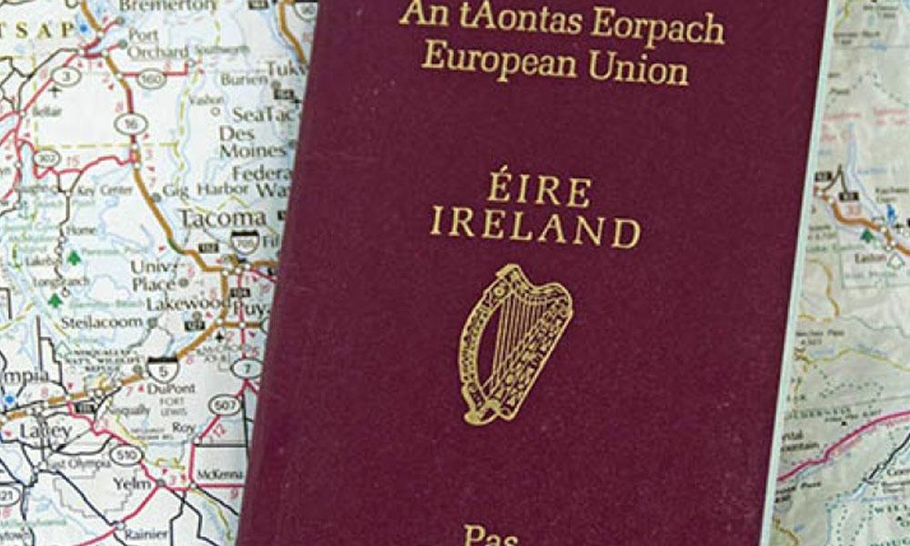 İrlanda pasaportu için başvuran İngiliz sayısında rekor