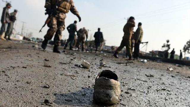 Kabil'deki saldırıda ölü sayısı 43'e çıktı