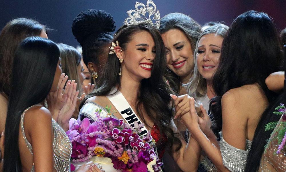 Yeni Dünya güzeli Filipinli. Eski Türkiye güzelinin kızı dereceye giremedi
