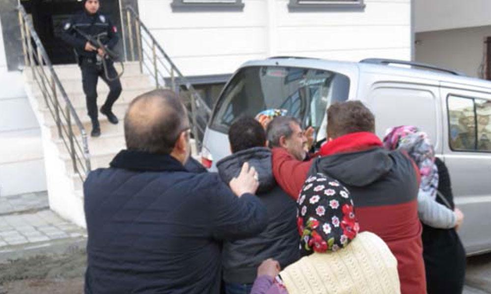 İstanbul'da müteahhit ve toprak sahipleri arasında silahlı kavga